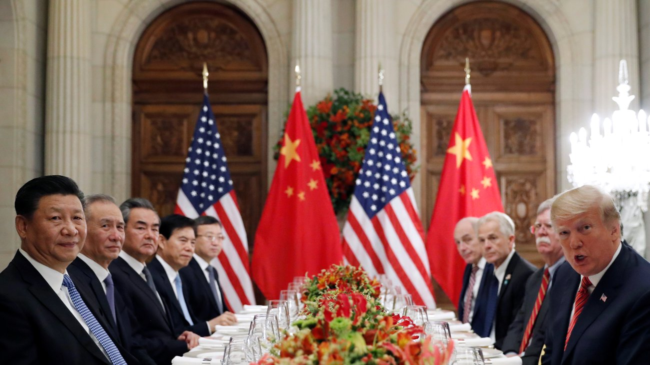 Donald Trump says US-China relations make 'BIG leap forward'