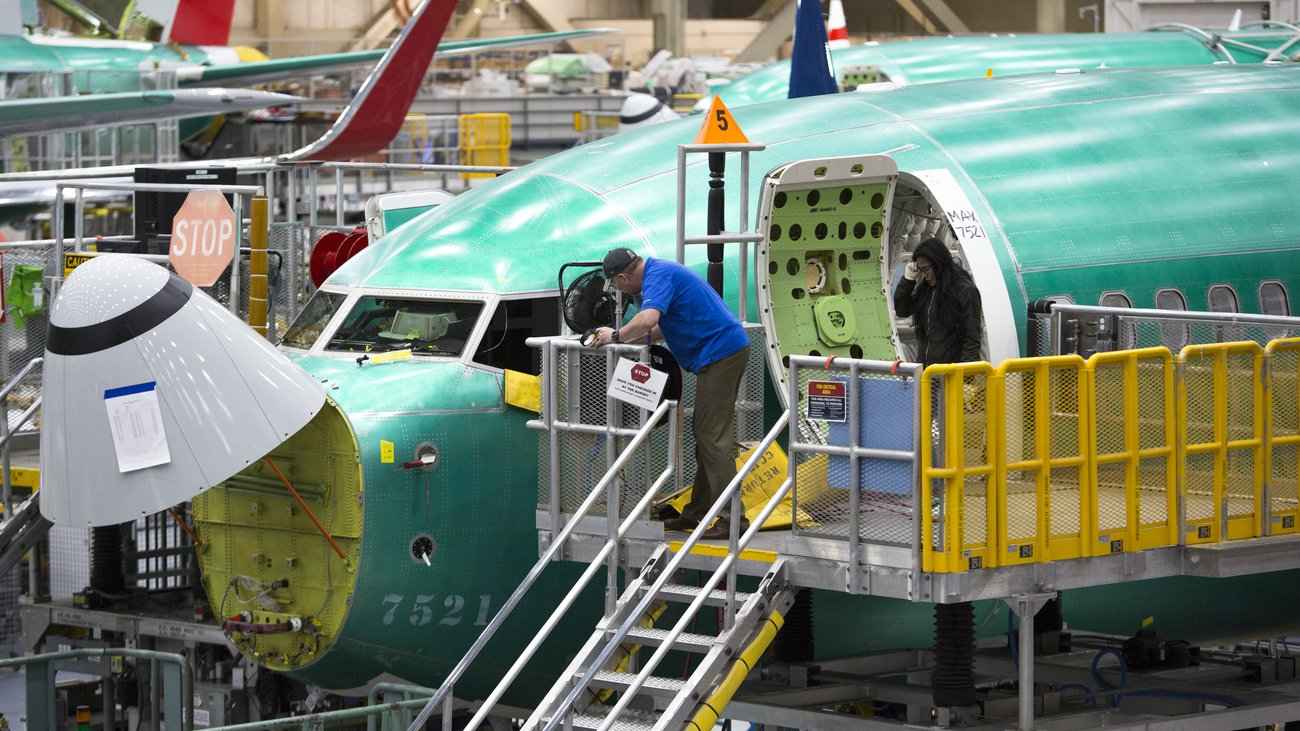 Boeing unveils fixes to 737 Max flight system