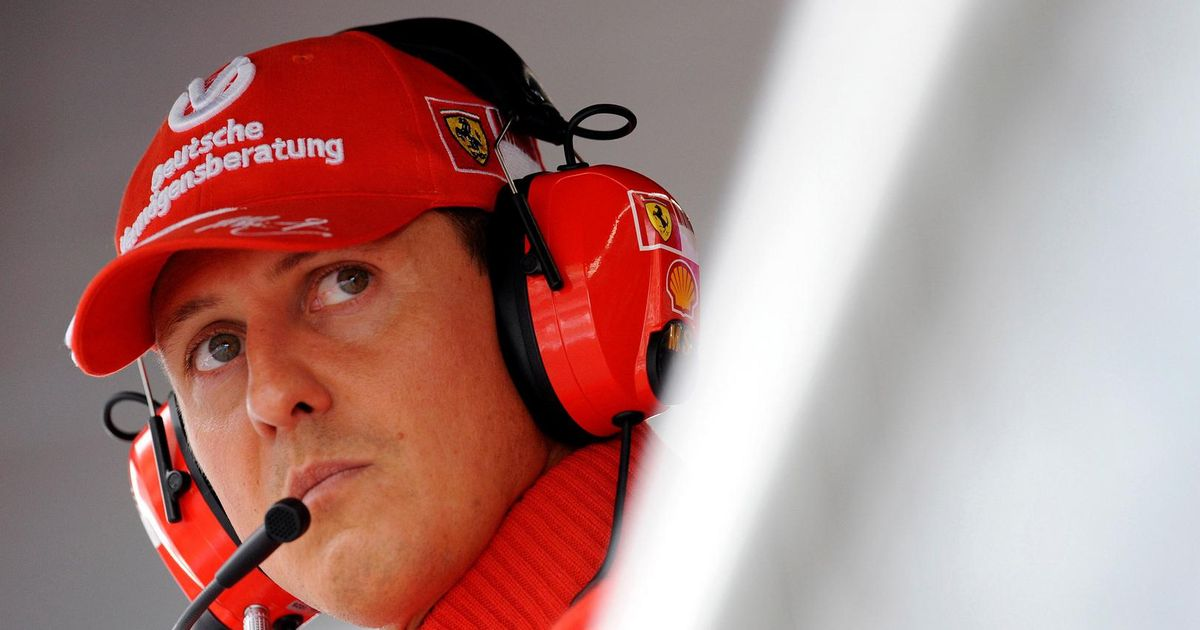 Stricken F1 icon Michael Schumacher 'conscious', nurse claims in new report