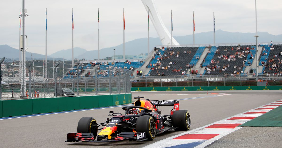 Verstappen still comfortable with penalty despite Red Bull pace