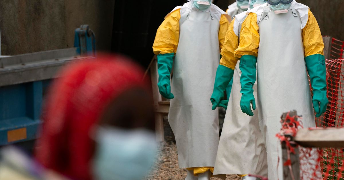 Ebola: Attackers kill DR Congo journalist shining light on virus