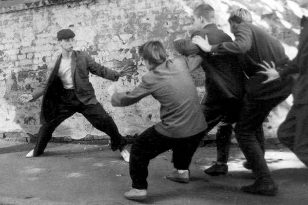 As youth gangs have made Kazan the most dangerous city in the Soviet Union