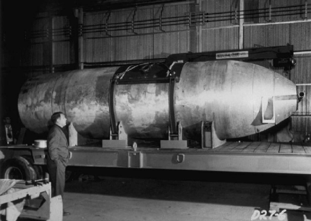 How many nuclear weapons lost during the Cold war