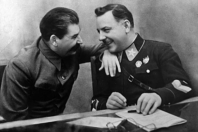 Klim Voroshilov: how Soviet Marshal escaped from the Germans in the Great Patriotic