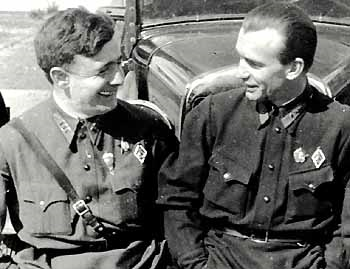 Leonid minow: what happened to the real founder of the Soviet airborne