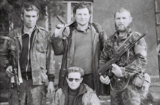 Mercenaries in Chechnya: some foreigners fought for the militants