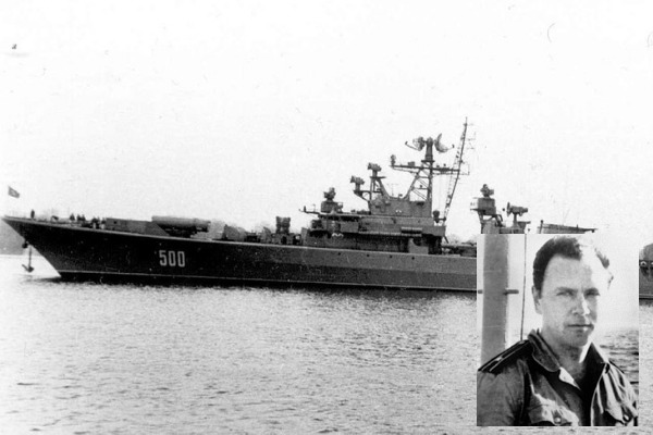 Mutiny on Watchdog: why Soviet pilots bombed their own ship