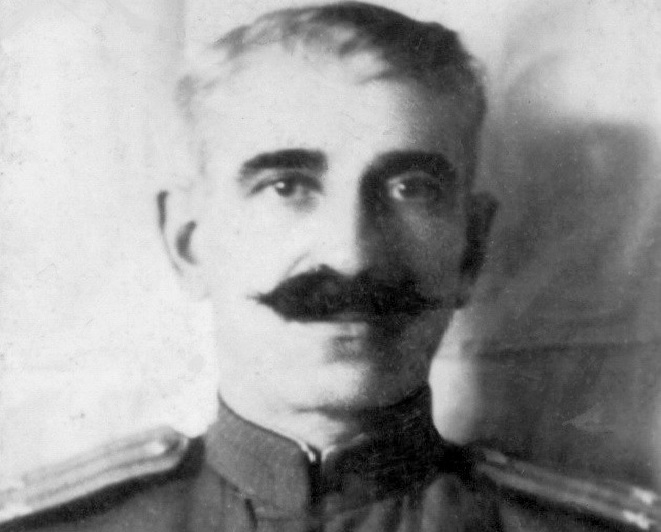 Savva Karas: the Soviet officer who had survived two shootings