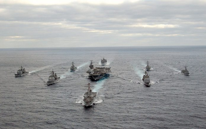 The 6th fleet of the United States against the black sea: who will win in the confrontation