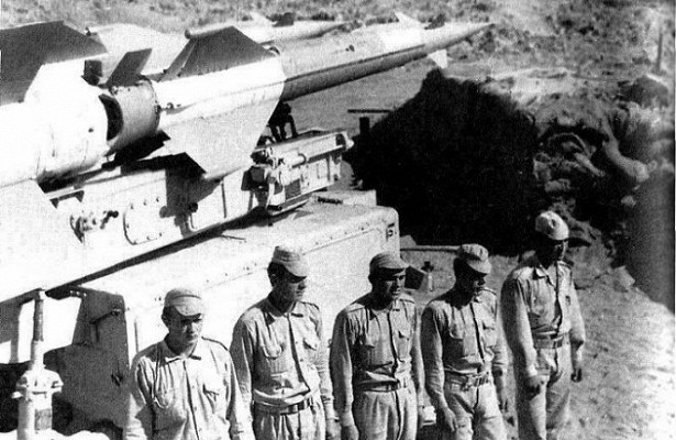 The six-day war: the army of Egypt shocked the Soviet military