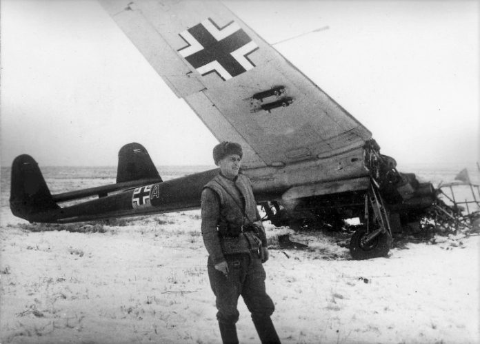 What German planes are most easily shot down by Soviet aces