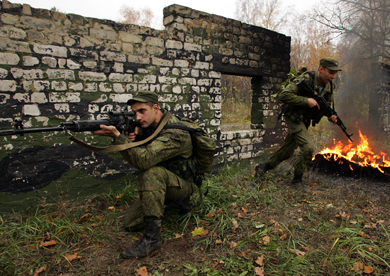 What is the Russian spetsnaz is the best