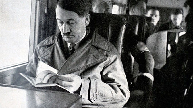 What scientists from the USSR to Germany took out Hitler