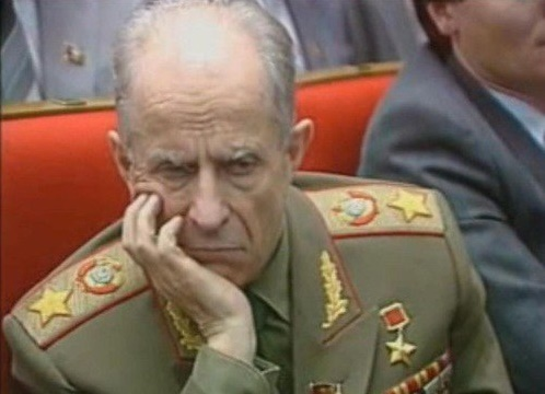 Why not everyone believes in the suicide of Marshal Akhromeyev