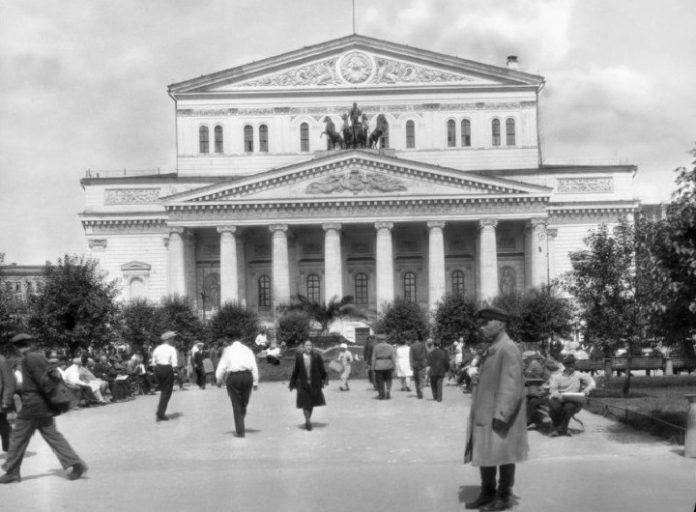 Why the police believed the Bolshoi theatre the most criminal place in Moscow