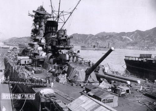 Yamato: could the most powerful ship in history to destroy the Soviet fleet