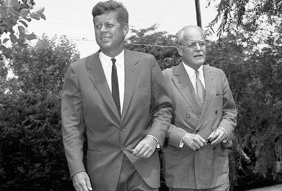 As CIA chief Allen DULLES planned to defeat the USSR