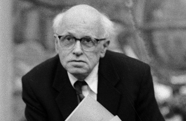 As the academician Sakharov proposed to destroy the coast of the United States