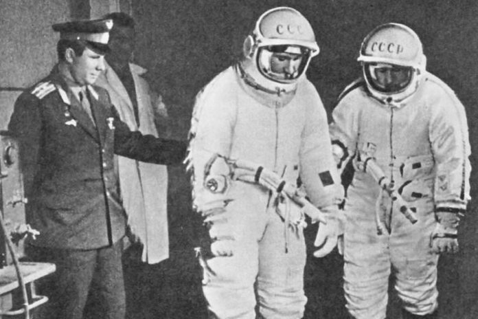 Ash, storm and other secret codes of the Soviet cosmonauts