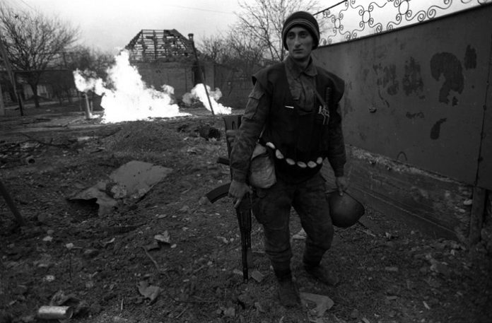 Assault on Grozny on 31 December 1994: what went wrong