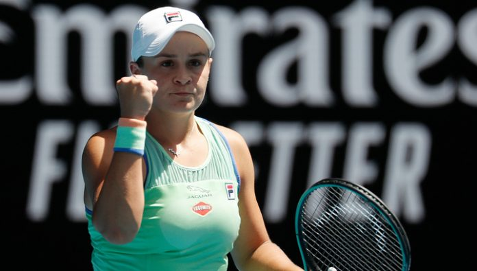 Barty will face a Kenin for an exit in the Australian Open final
