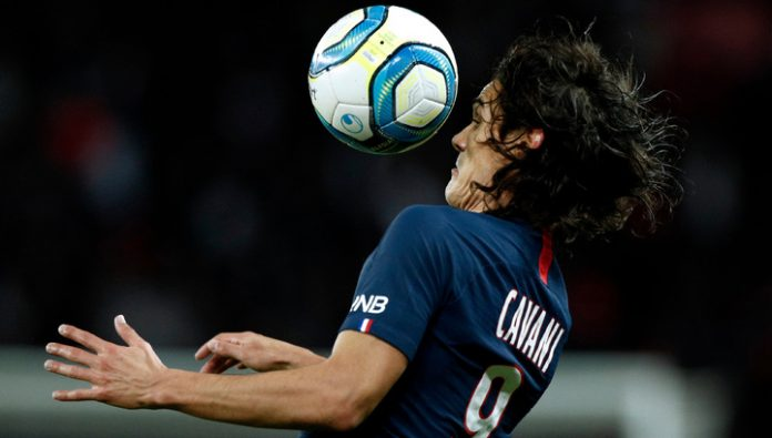 Beckham intends to intercept Cavani from Atletico Madrid