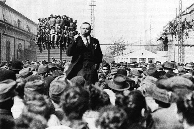 Bela kun: how many Russians were executed in a Hungarian revolutionary in the Crimea