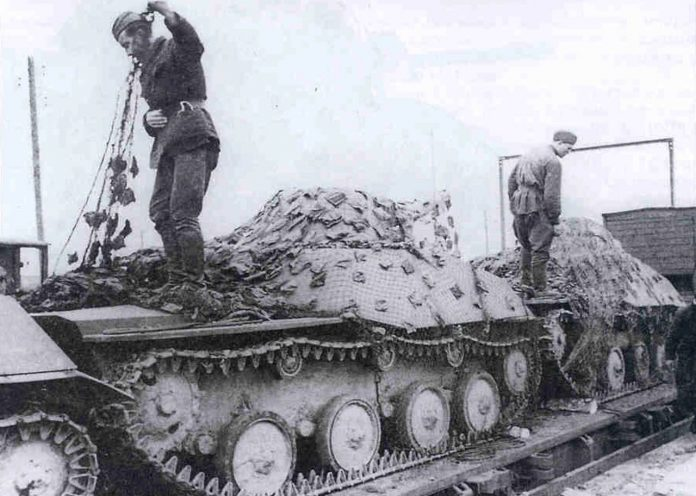 Boris Shvanvich: how the Soviet entomologist came up with camo for the tanks