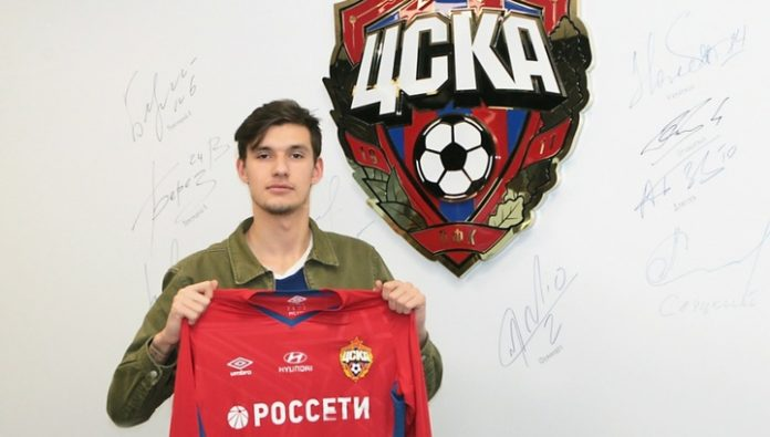 CSKA announced the transition of the defender