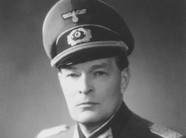 Georg Michael von Mehrenberg: as a cousin of Nicholas II fought for Hitler