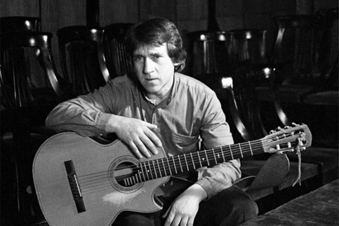 How much debt was left by Vladimir Vysotsky