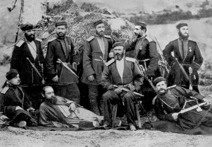 How Russia helped the Georgians to establish their own state