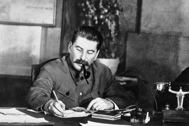 How to change the order of the day Stalin in the Great Patriotic