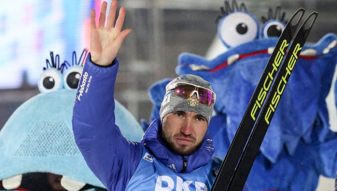 In Russian national team has only eight biathletes