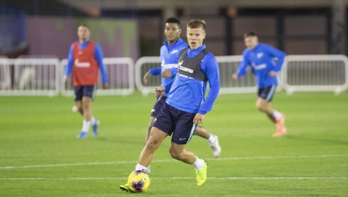 Kokorin admitted – he doesn't know where to continue his career
