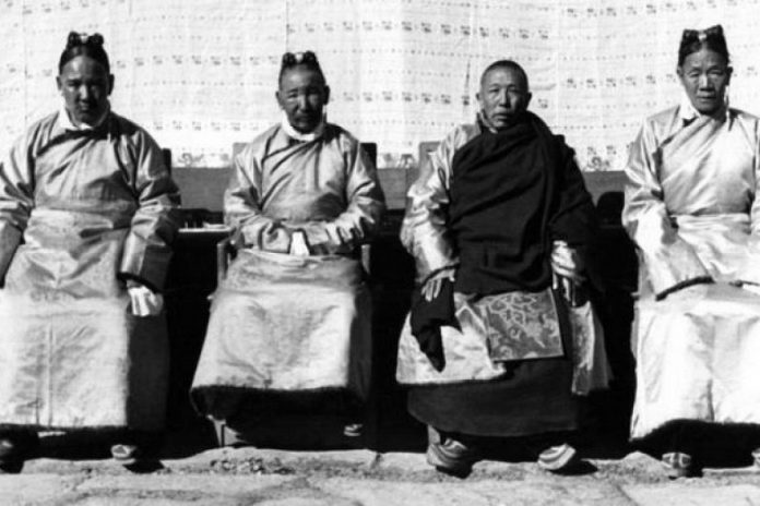 Mahatma Lenin: why the Tibetan sages, the so-called leader of the revolution