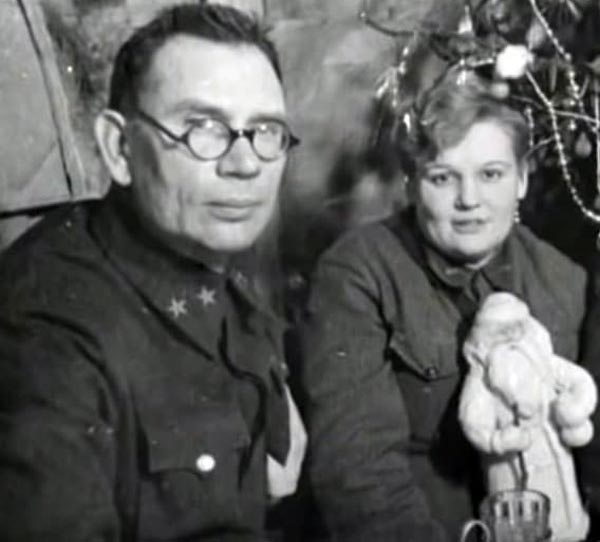 Maria Voronova: was there a marching field, the wife of the traitor Vlasov agent of the NKVD