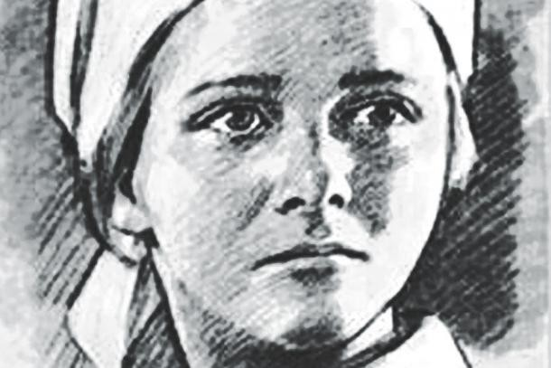 Nadia Bogdanova, what heroism of the young pioneer-hero