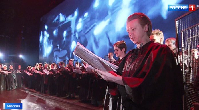 """""""Requiem"""" by Verdi in """"Helikon-Opera"""": reflections on life and death translated into Russian"""