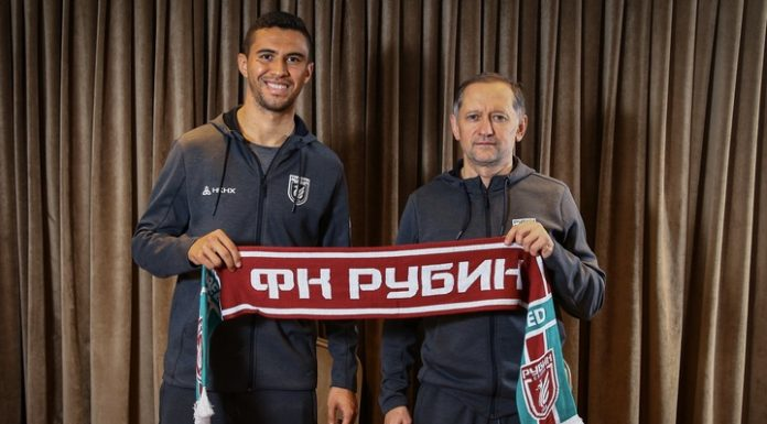 """Rubin has replenished with the defender of """"Braga"""" Pablo Santos"""