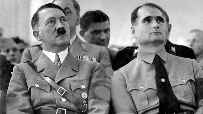 Rudolf Hess: why Gorbachev wanted to release the last leader of the Third Reich