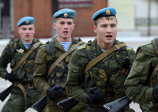 Russian or American Marines: what the soldiers stronger