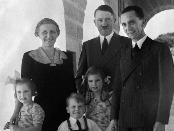 The children of the leaders of the Third Reich: what happened to them after the war