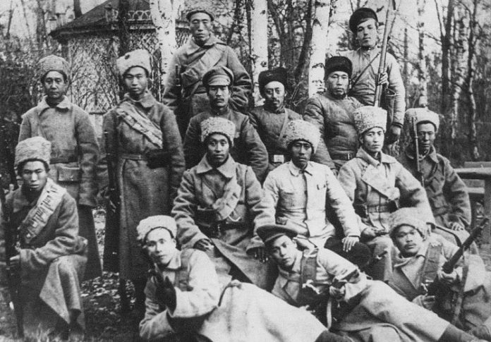 The Chinese in the ranks of the KGB: the main war criminals of the Civil war