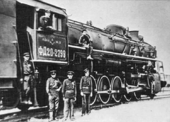 The crash of the train near Novosibirsk: why Stalin hid the death of 110 people