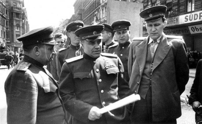 The death of the first commandant of Berlin Nikolai Berzarin: what were the questions