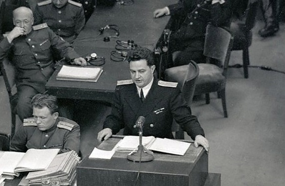 The death of the USSR Prosecutor at the trial of the Nazis: what were the questions