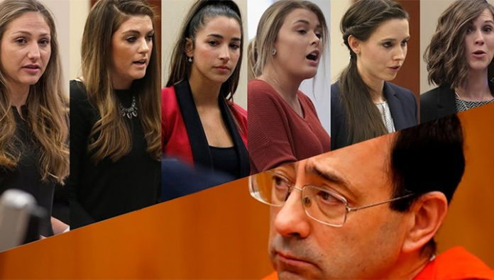 The gymnastics Federation of the United States went bankrupt on payments at the doctor-rapist