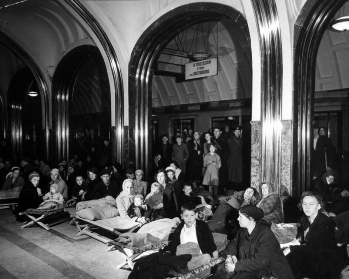 The main tragedy in the Moscow metro: what happened on 23 July 1941