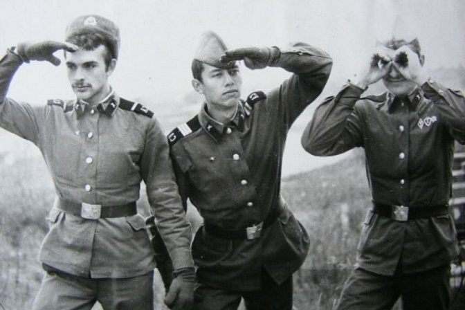 The most savage prank Dembele in the Soviet army